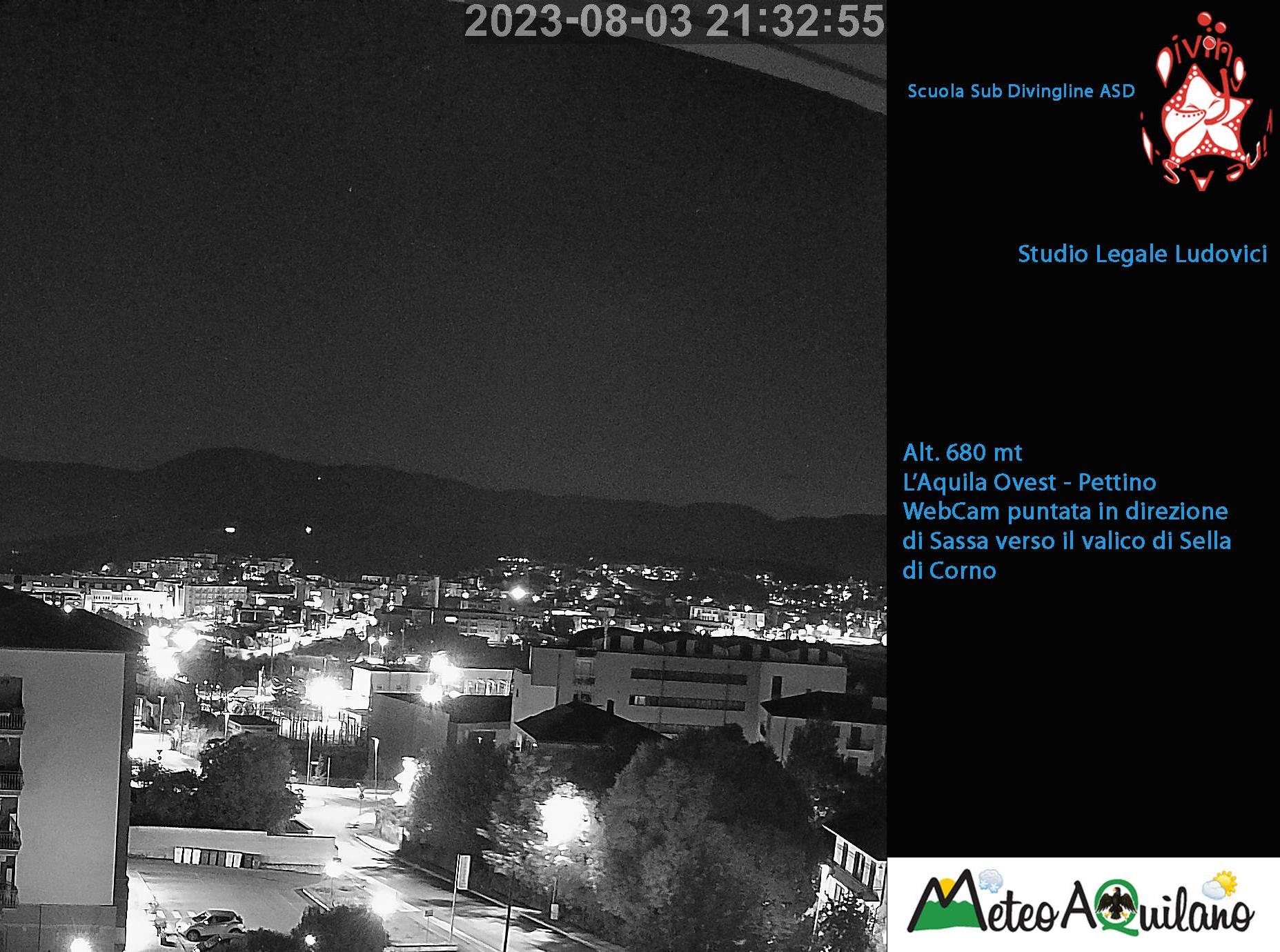 Webcam Pettino