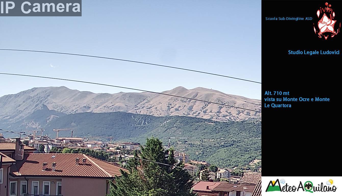 Monte Cagno e L'Aquila Est